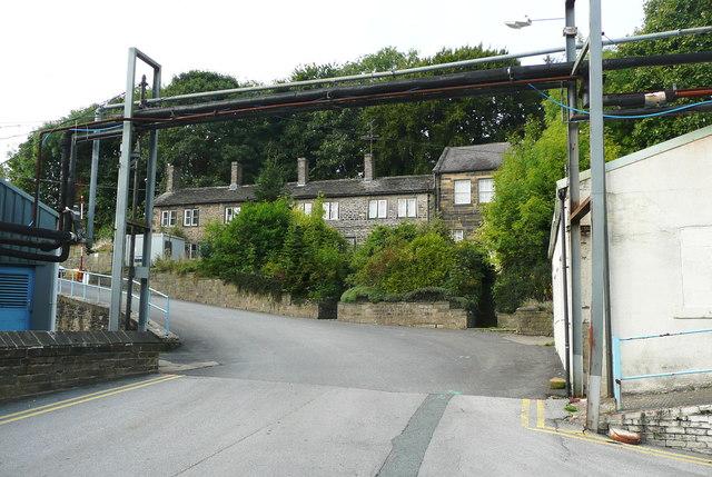 Houses at Ellistones