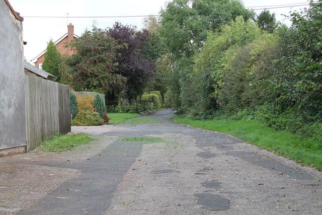 Boggy Lane