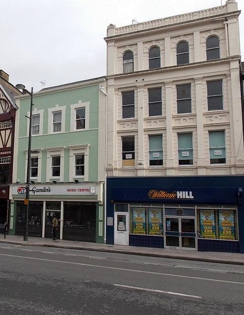 Gamlin's Music Centre, Cardiff