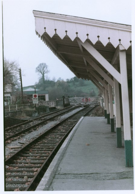 Radstock North platform