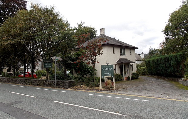 Sandown Guest House, Bowness-on-Windermere