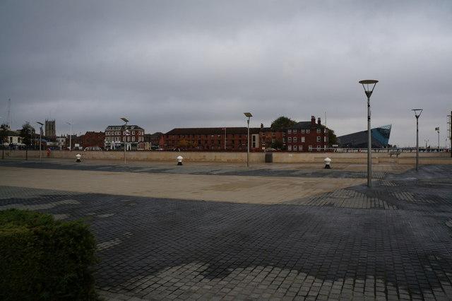 Humber Quays, Hull