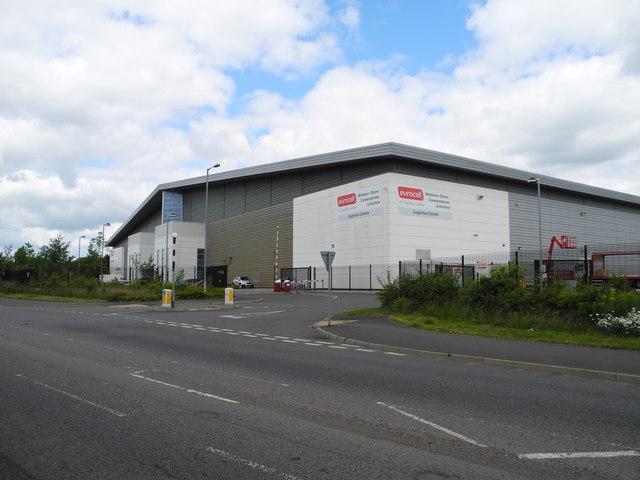 Eurocell Logistics Centre, Sutton in Ashfield