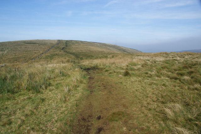 Path on Andrew's Edge