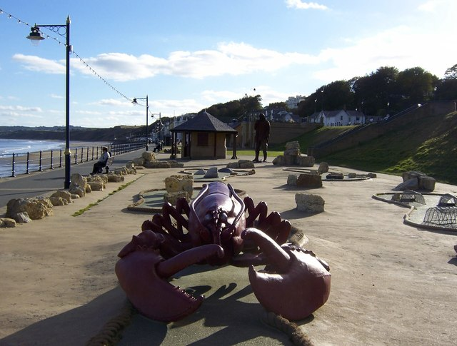 Lobster on the Promenade, Filey - 2
