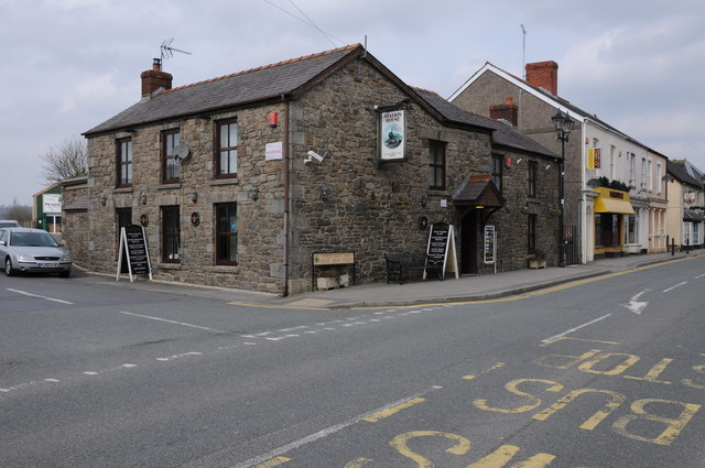 Station House, Whitland