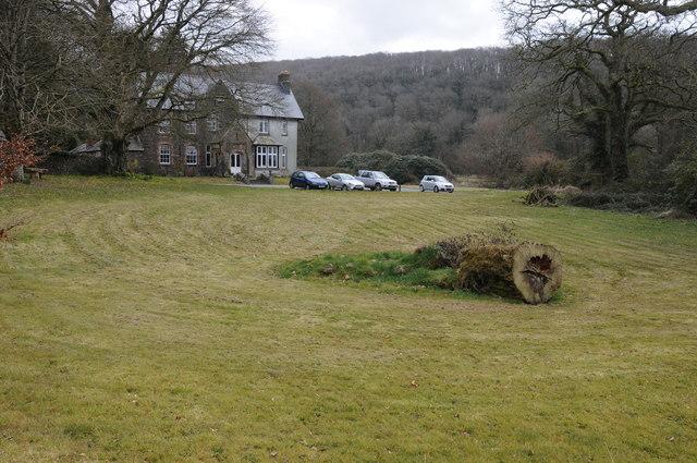 Whitland Abbey