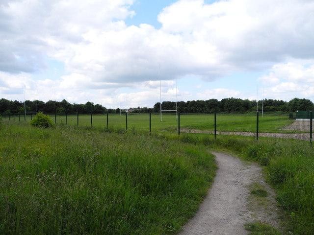 Ashfield Rugby Ground