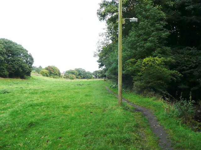 The Black Brook Footpath