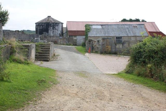 Rhyndaston Villa Farm