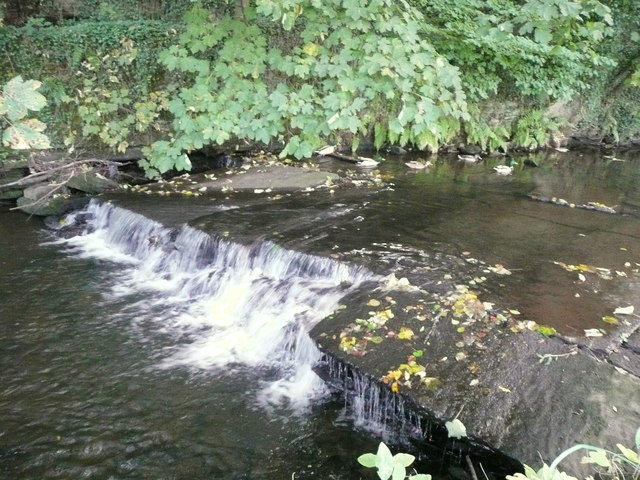 Waterfall on Black Brook