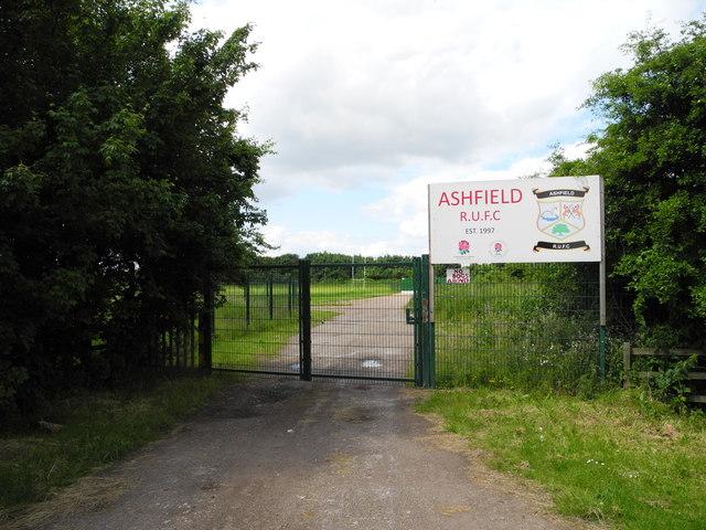 Ashfield Rugby Union Football Club