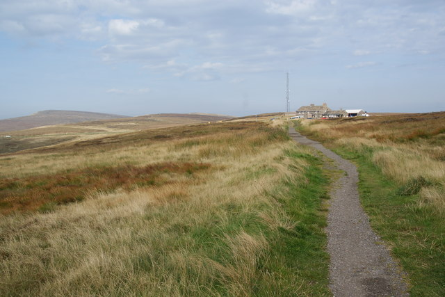Path to the Cat & Fiddle