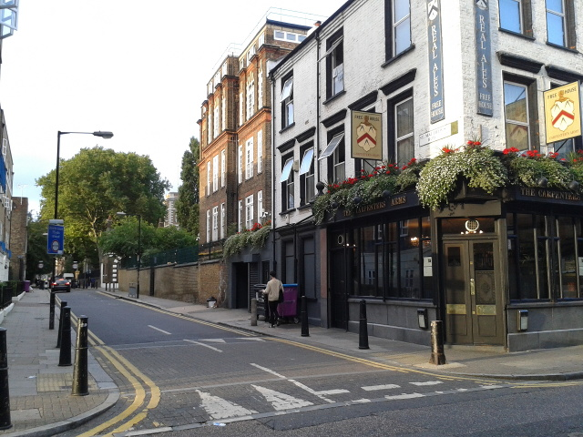 The Carpenter's Arms, St Matthew's Row