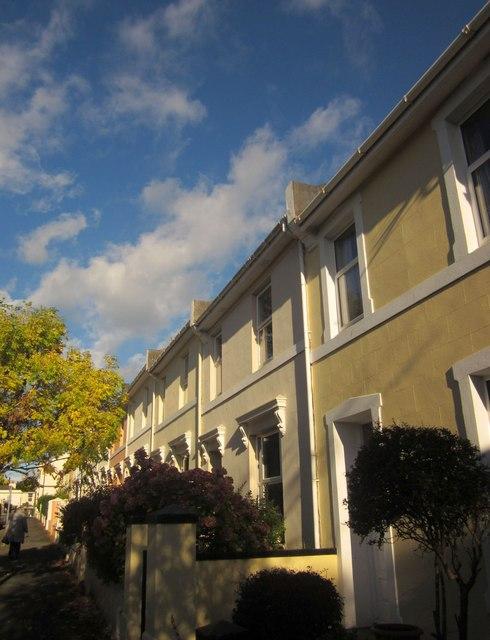 Terrace, Babbacombe