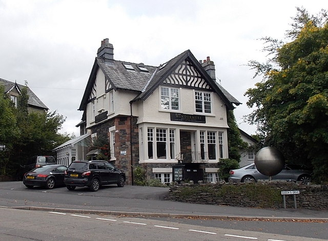The New Windermere Boutique Hotel, Windermere