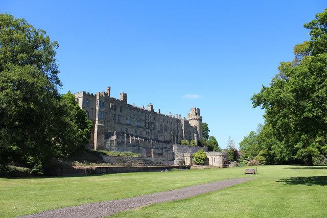 Warwick Castle  (28)