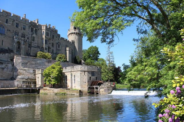 Warwick Castle  (31)