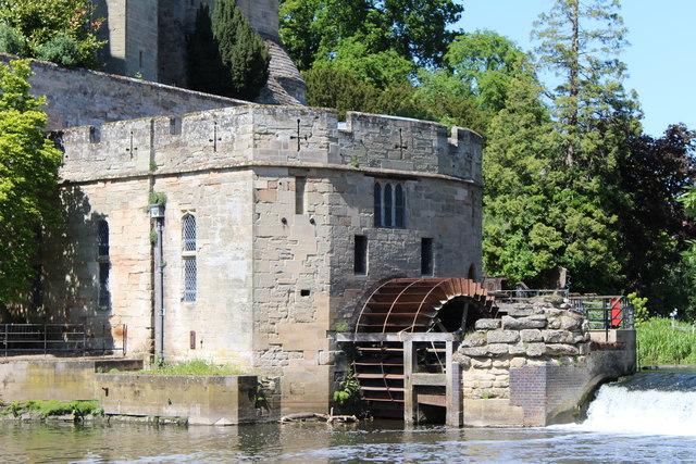 Warwick Castle  (32)