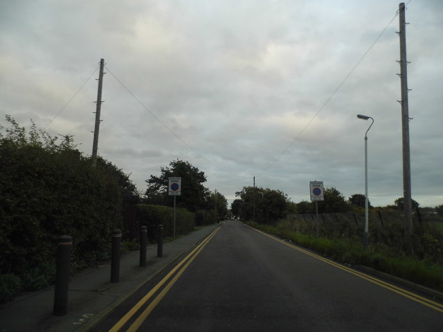 Sipson Lane, Harlington