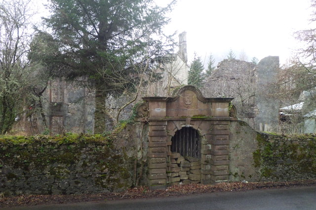 Gateway at Courthill House