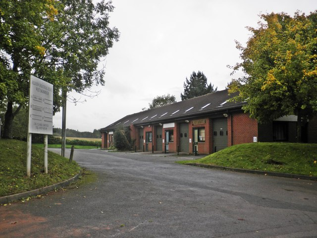 Hillview Industrial Estate, West Bagborough