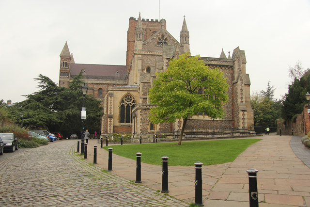 St.Alban's Cathedral