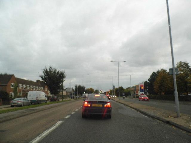 Fagg's Road, Feltham