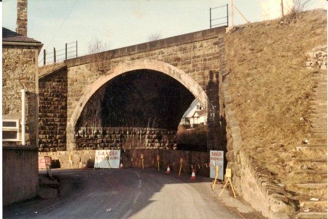 Acrefair Bridge
