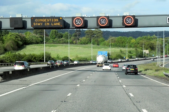 Active Traffic Management on the Southbound M20