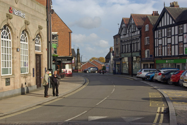 Market Place, Uttoxeter