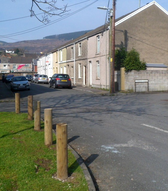 Somerset Place, Cwmavon