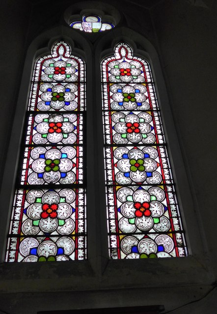 Inside St John the Evangelist, West Meon (8)