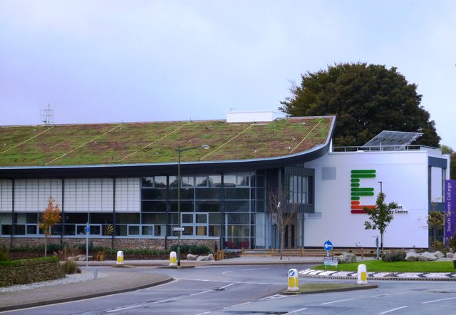 South West Energy Centre, Eco Roof