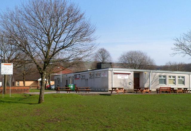 Cwmavon RFC clubhouse, Cwmavon