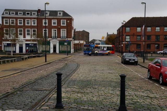 Wellington Street, Hull