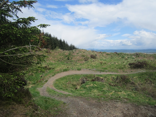Mabie red route