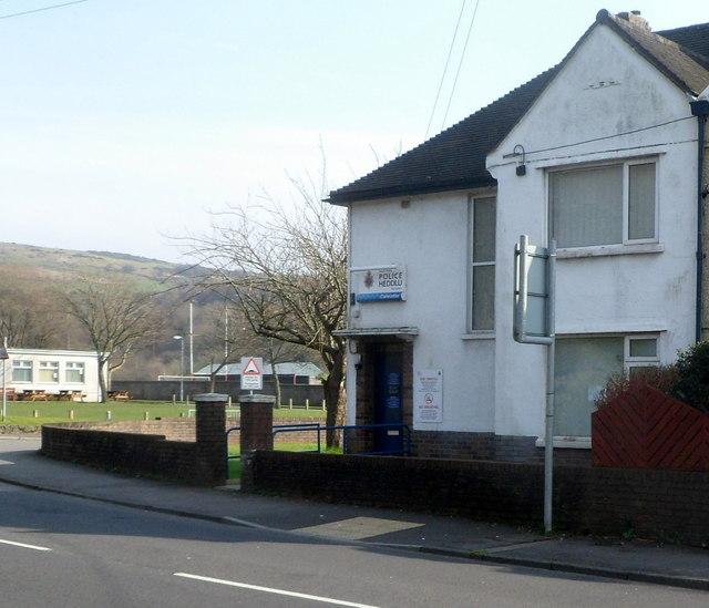 Cwmavon Police Station