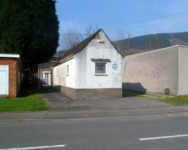 The Old Telephone Exchange, Cwmavon