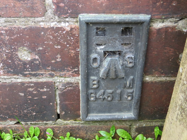 Ordnance Survey Flush Bracket G4515