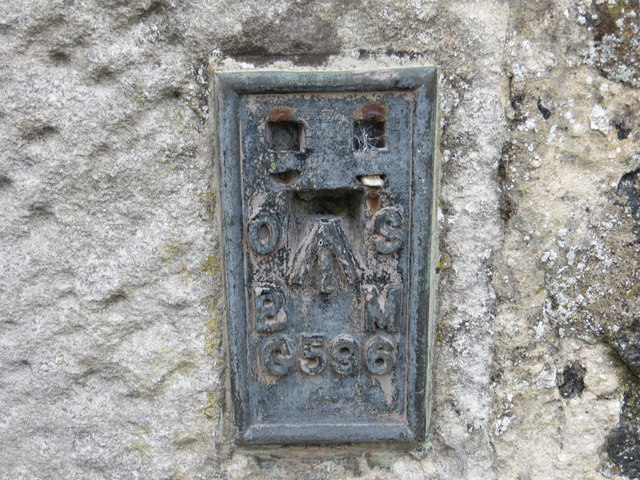 Ordnance Survey Flush Bracket G596