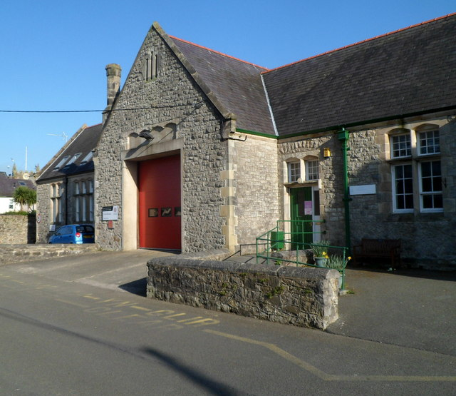 Beaumaris Fire Station