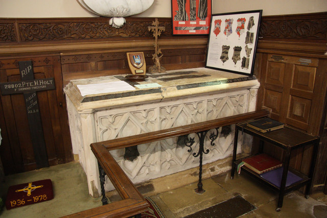 Peckham tomb
