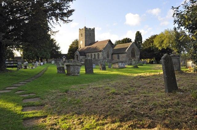 St Mary's Church, English Bicknor