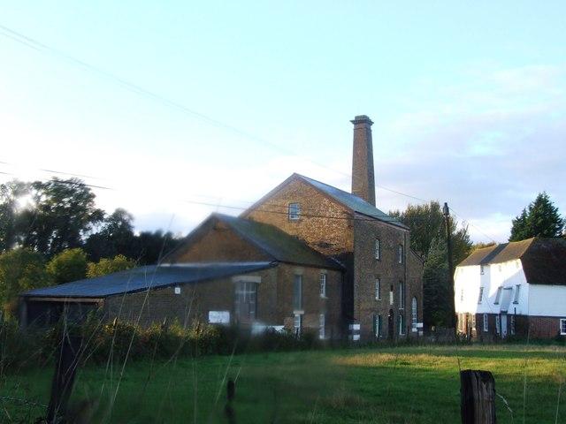 Tonge Mill