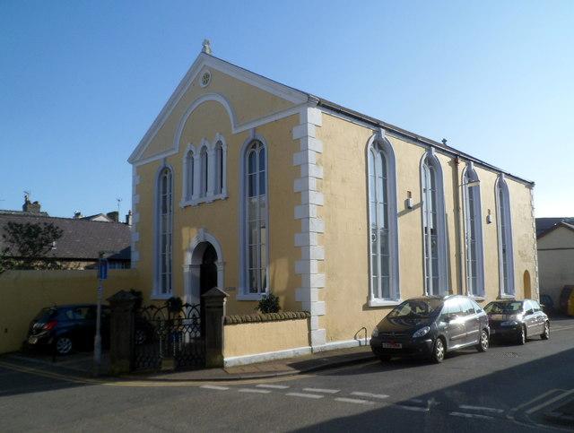 Former Capel Seion, Beaumaris