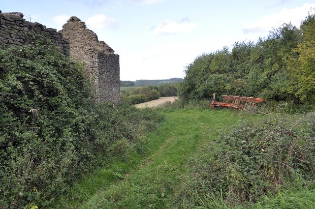Ruined Barn, Lydbrook