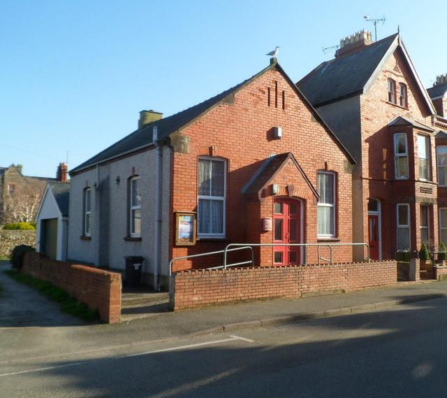 Oasis Church, Beaumaris