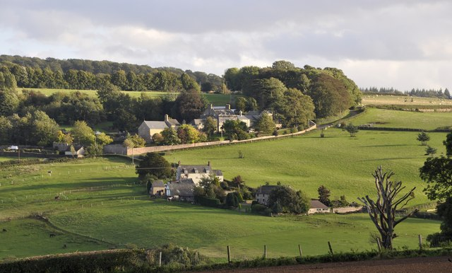 View across to Eastbach