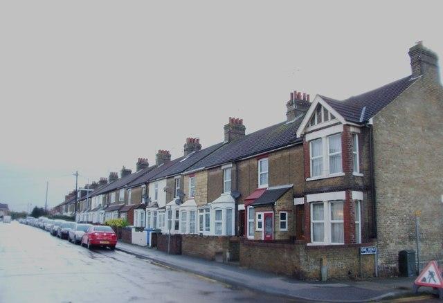 Tonge Road, Murston
